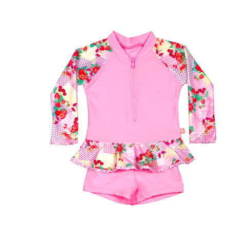 1183 Miss Polly Playsuit