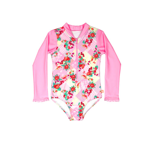 1195 Miss Polly Sunsuit