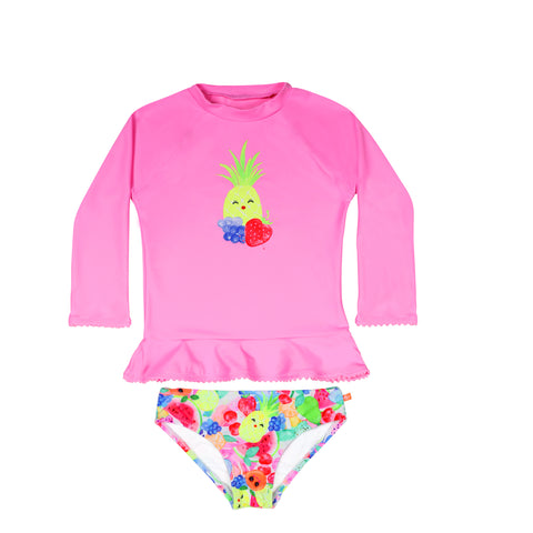 1201 Miss Fruitti Sunvest set - Salty Ink