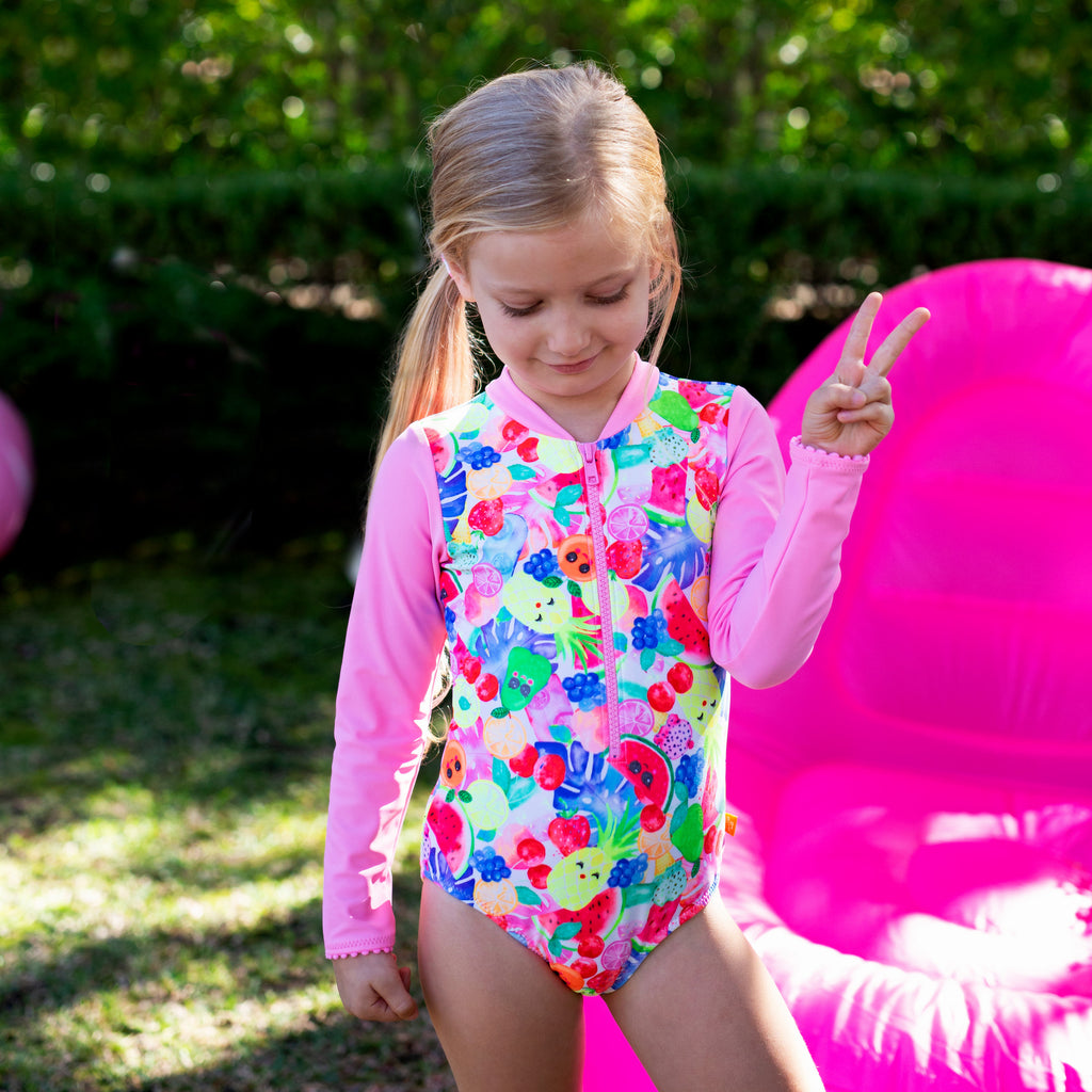 1202 Miss Fruitti Sunsuit