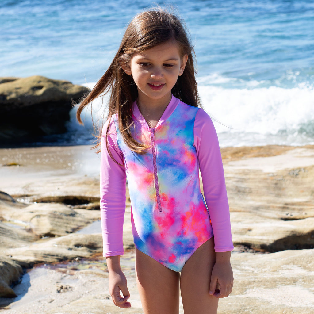 1251 Miss Rainbow Sunsuit