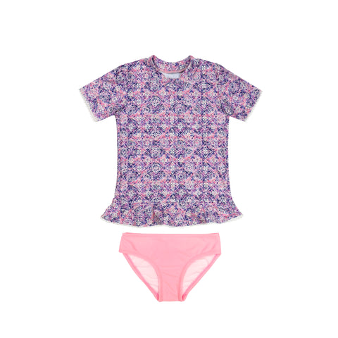 1267 Miss Indie Sunvest Set