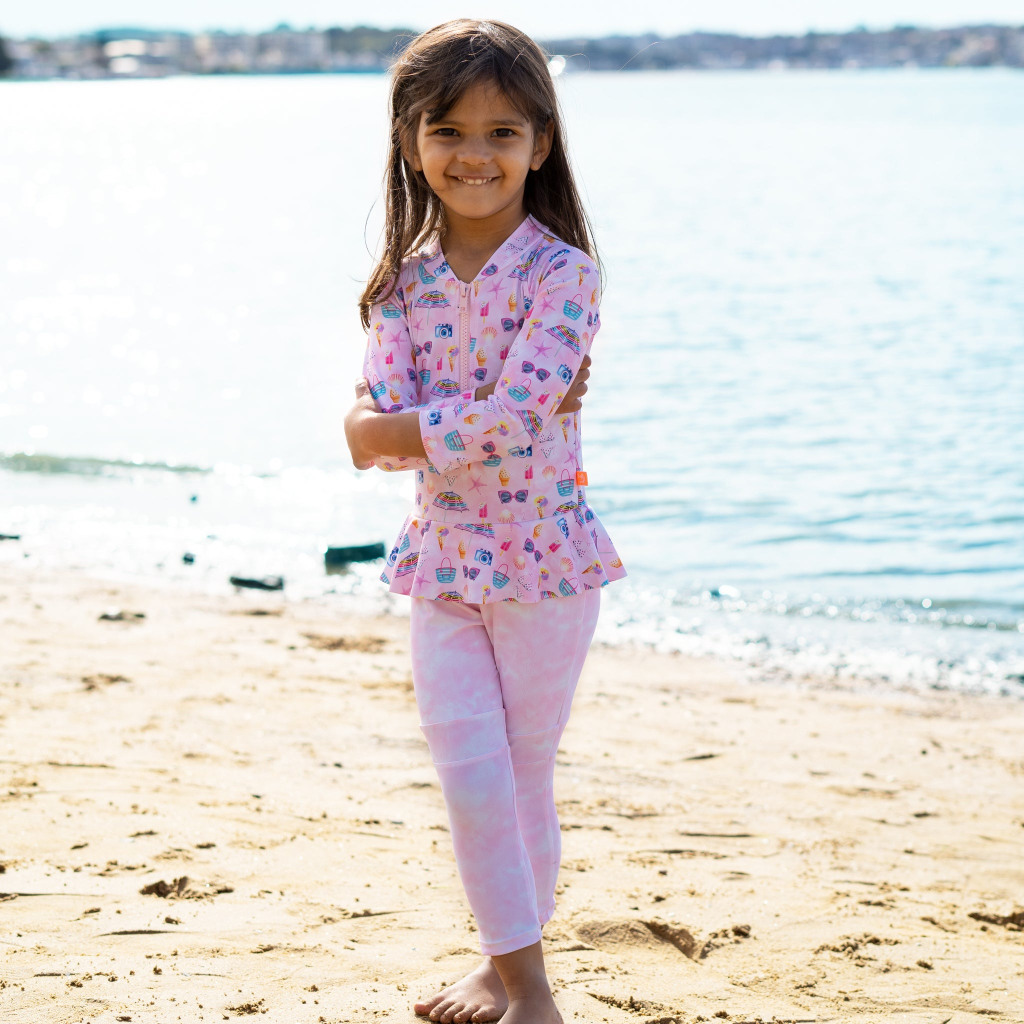 1268 Miss Seaside Onesie
