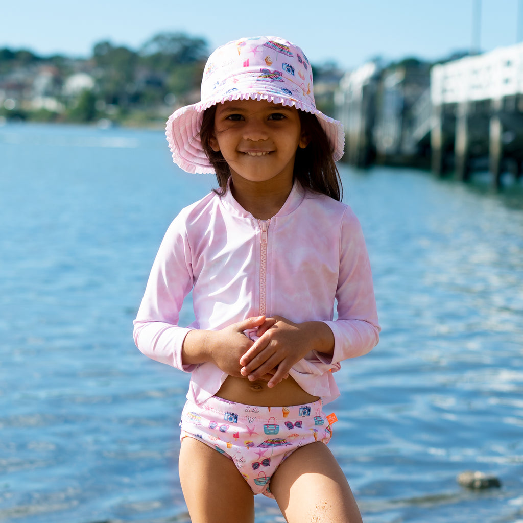 1269 Miss Seaside Swim Pant