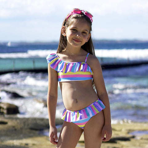1271 Miss Seaside Stripe Bikini