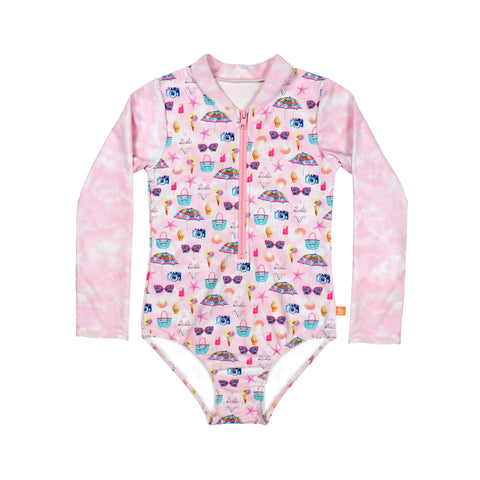 1290 Miss Seaside Sunsuit