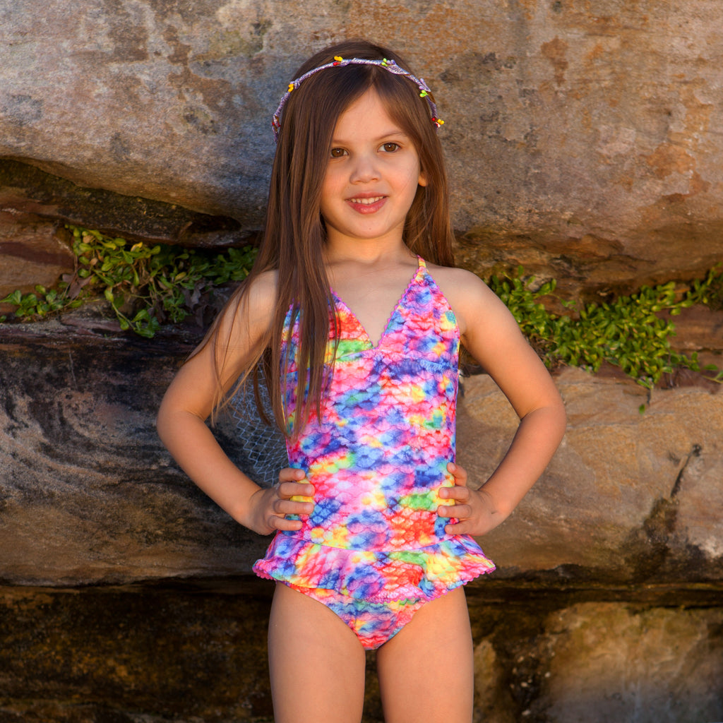 174 Miss Mermaid one piece
