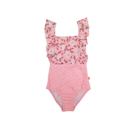 185 Miss Camillia Retro One Piece