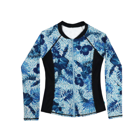2016 Blue Lagoon Long Sleeve Rashvest