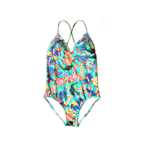 239 Tahiti Tropica One Piece