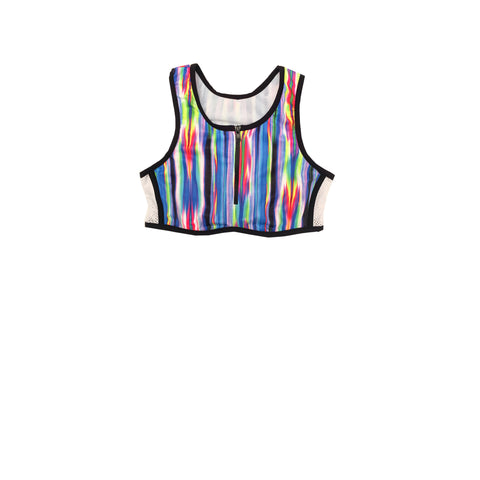 270 Sunset Stripe Tank Top