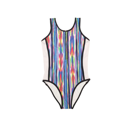 245 Sunset Stripe One Piece - Salty Ink