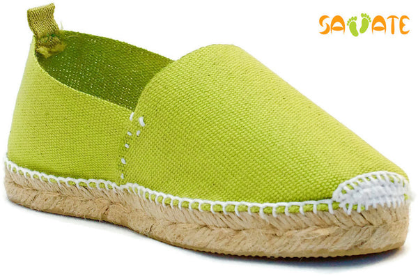 Green Espadrilles - Savate