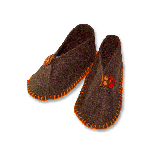 Newborn Slippers - Savate