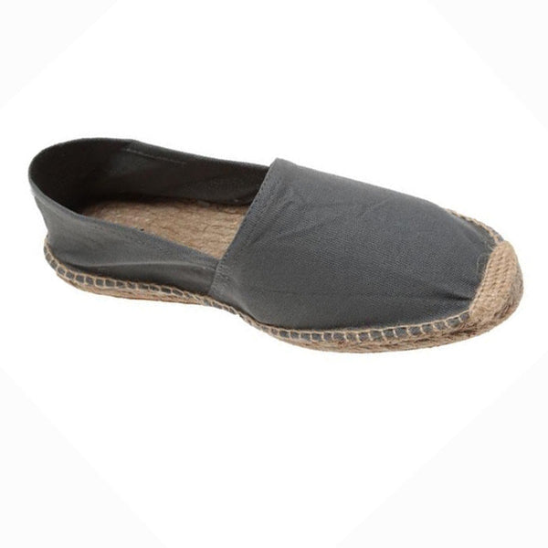 Grey Espadrilles - Savate