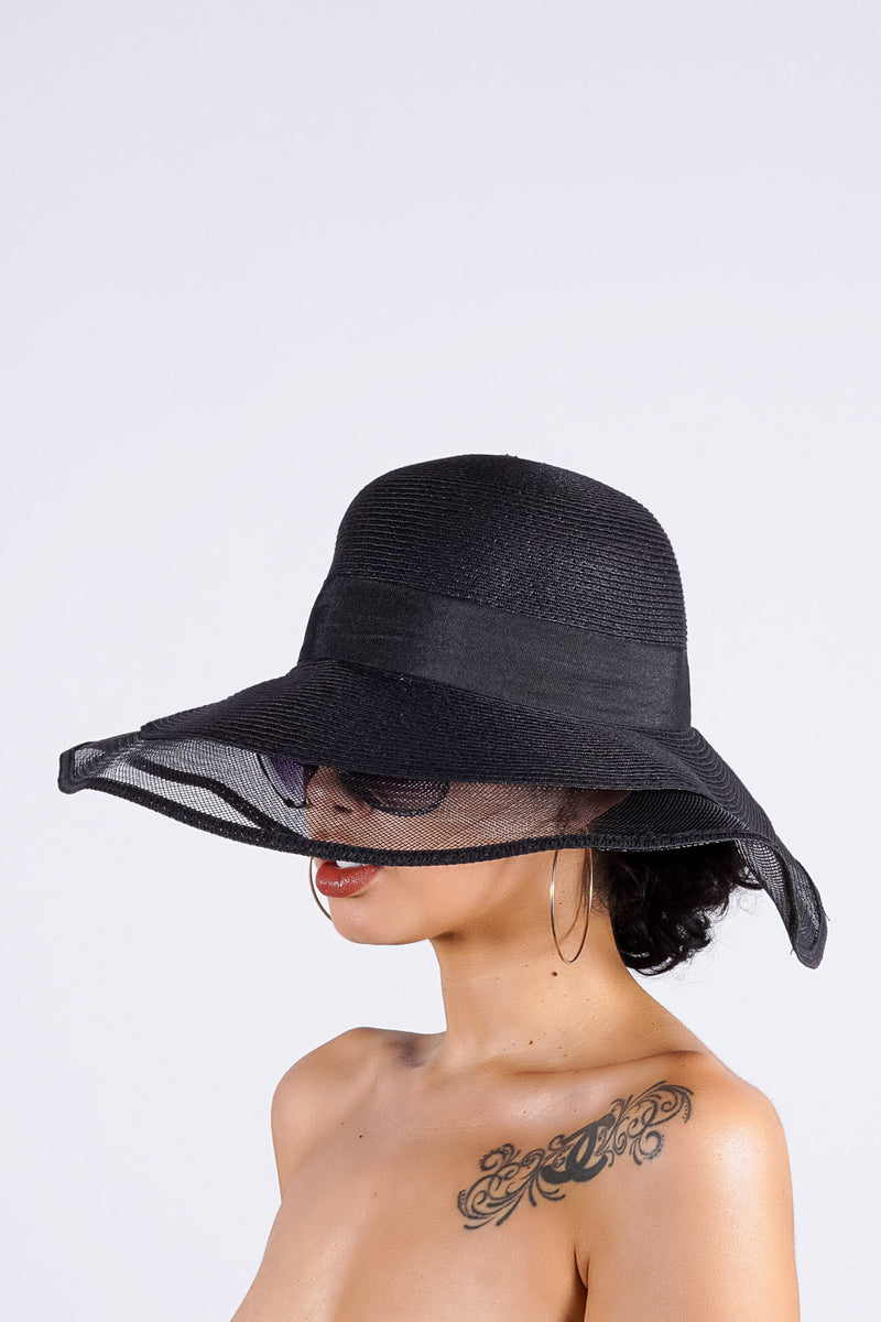 Alpha Centauri floppy hat, black