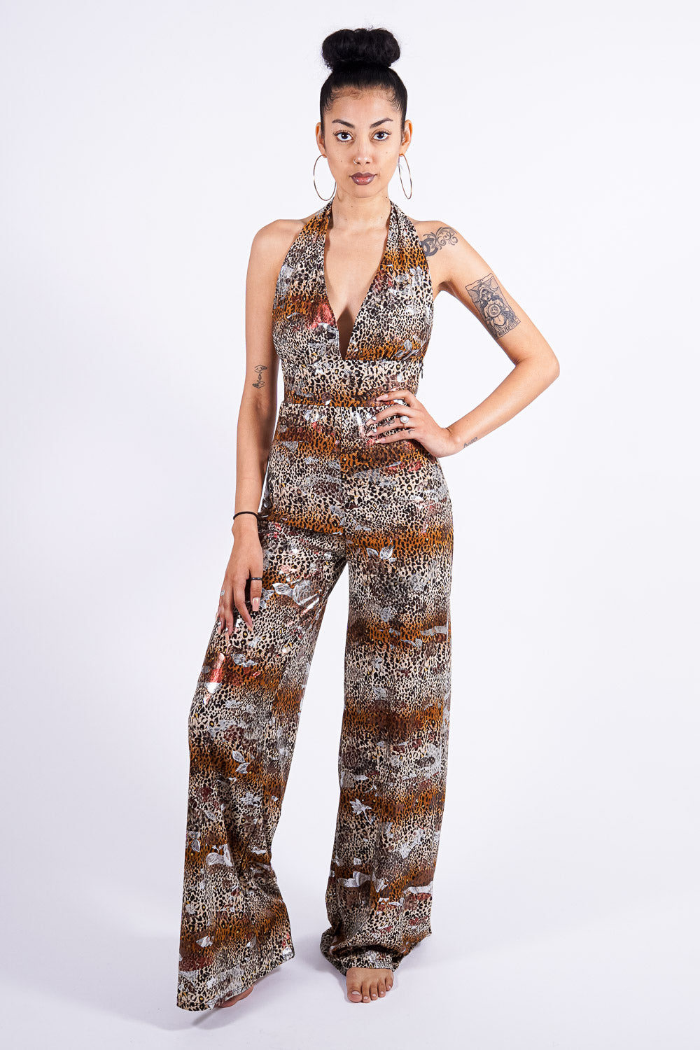 Ebony's jumpsuit, multicolor