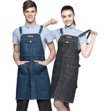 Personalized gifts for a birthday, wedding, Mother's Day, Father's day ,anniversary or housewarming. Denim apron, Retro Flirty Apron, Embriodered aprons, Barista apron, BBQ apron, Grill apron, Barber apron, Chef apron
