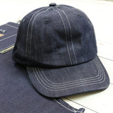 Denim Baseball Hat For Barista, Waiter, Chef