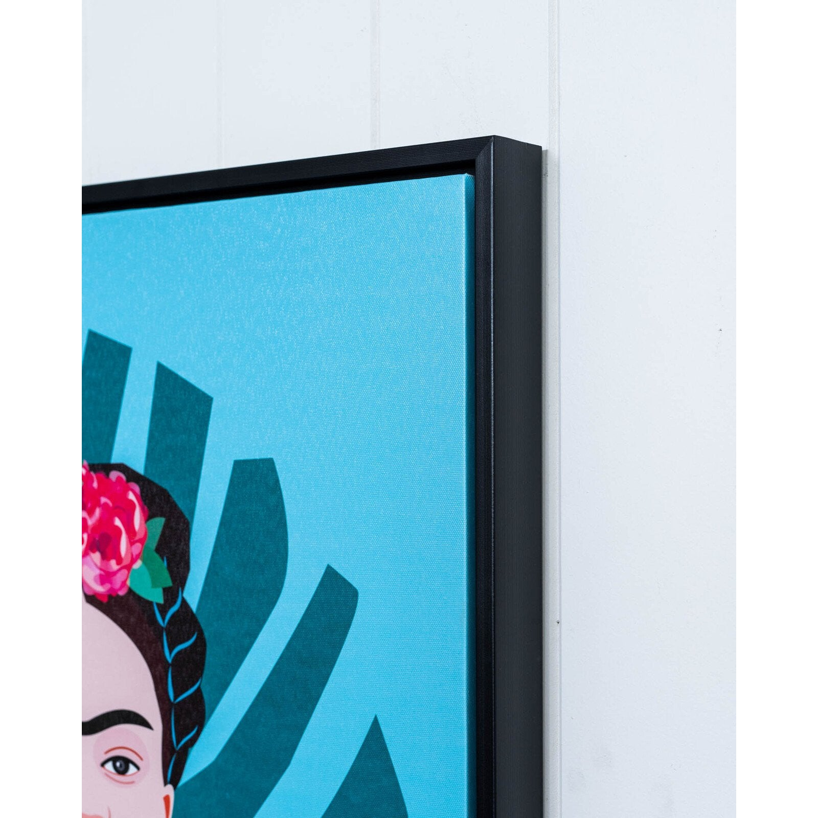 Frida Frond - Framed Artwork