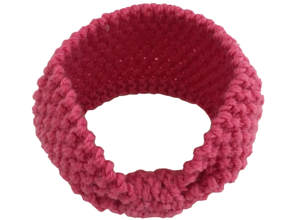 Knitted Headband: Auckland