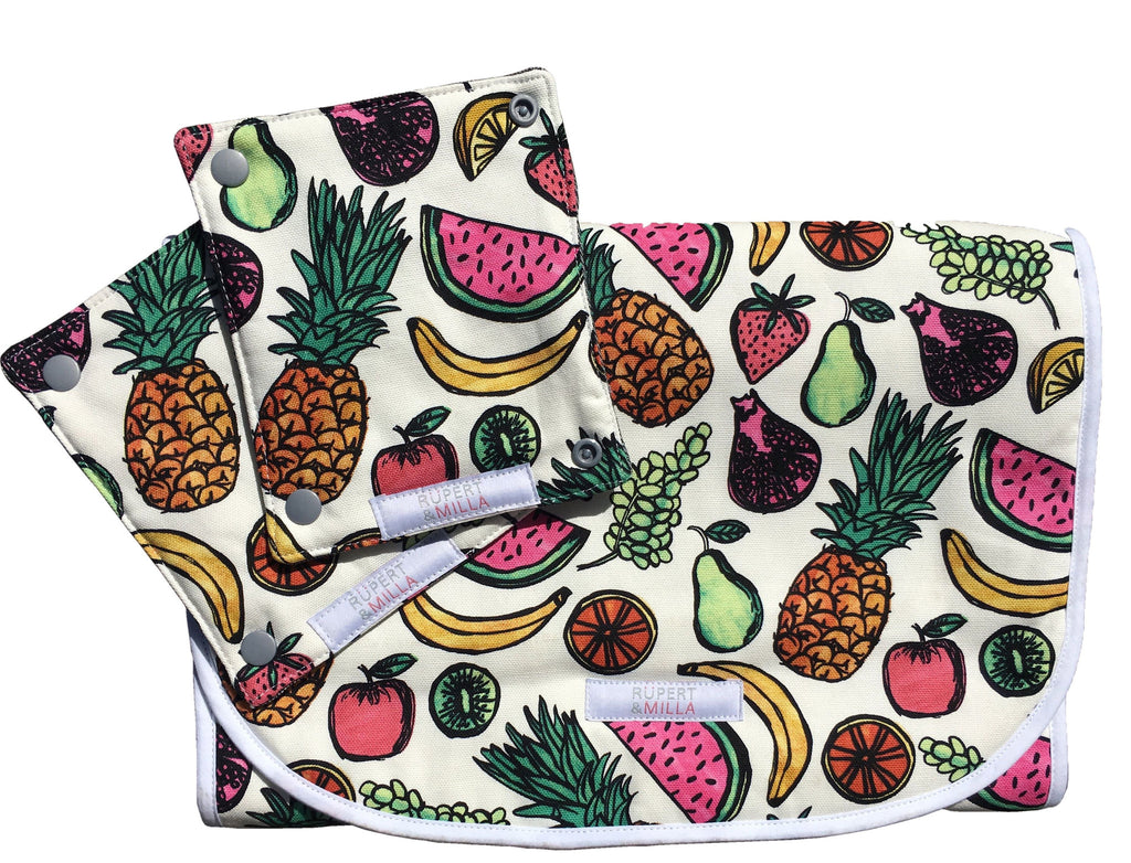 Fruit Salad Pram Liner