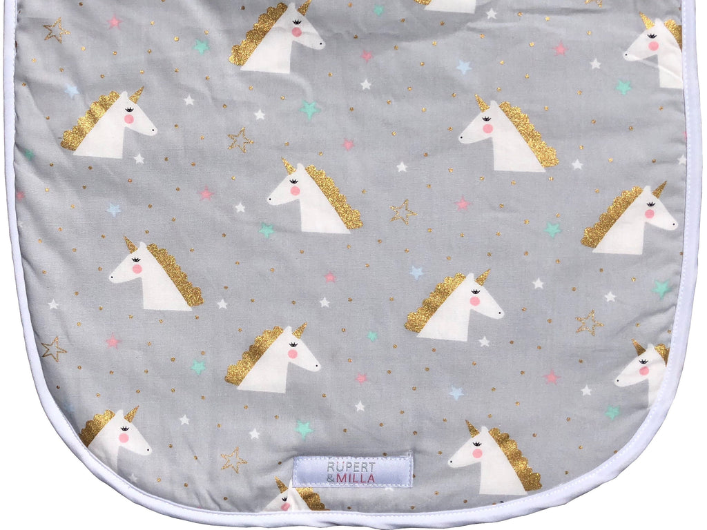 Once Upon A Unicorn Pram Liner