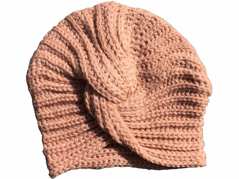 Knitted Headband: New York