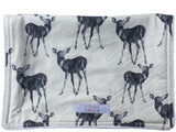 Nappy Clutch, Folded: Oh Deer