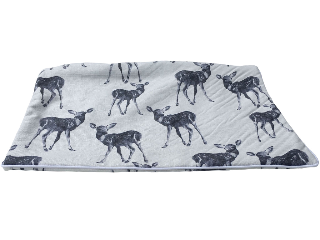 Nappy Clutch, Zipped: Oh Deer