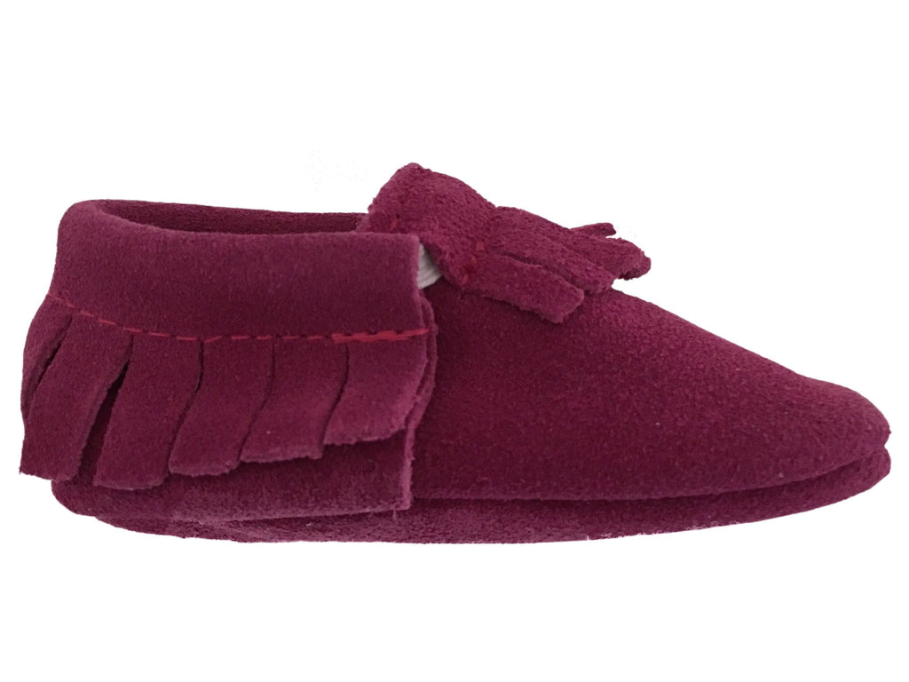 SALE Suede Moccs: Mustang Sally