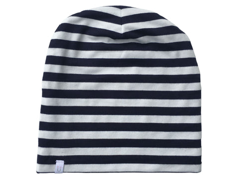 Slouchie: Mono Stripes