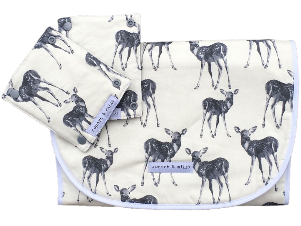 Oh Deer Harness Covers