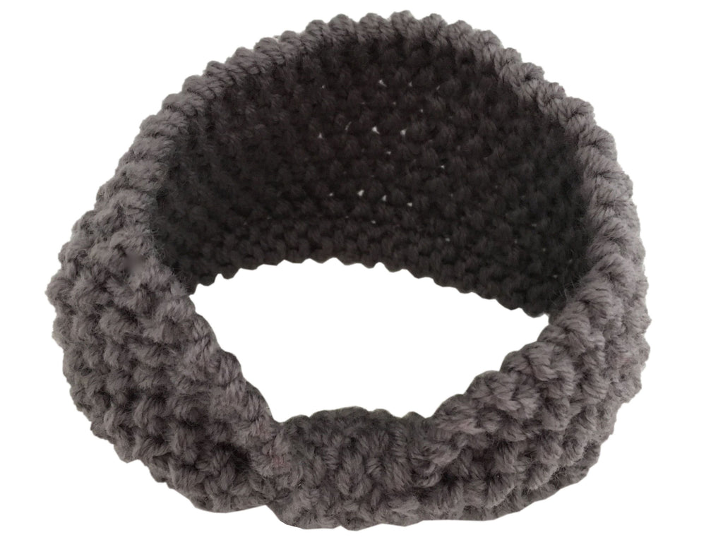 Knitted Headband: Paris