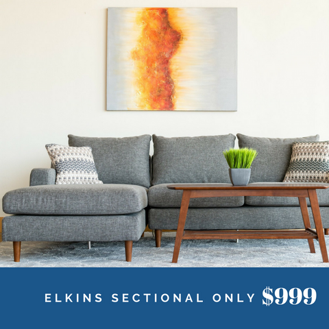Sectional Sofa Sale!