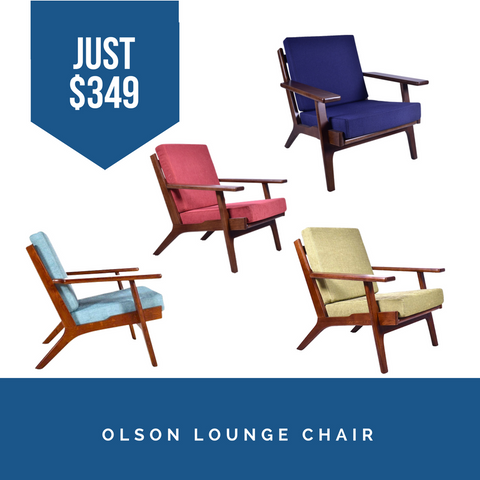 Olson Lounge Chairs in houston