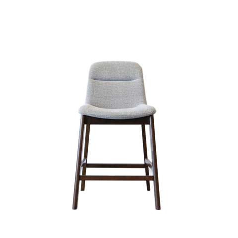 "Tennesey Counter Stool 25"" (Light Grey) - TB3 Home"
