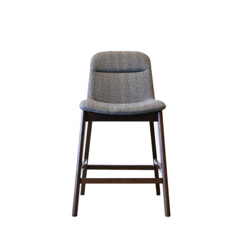 "Tennesey Counter Stool 25"" (Dark Grey) - TB3 Home"