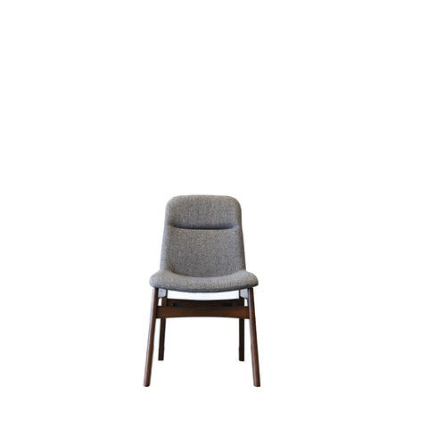 Bramwell Dining Chair (Dark Grey)