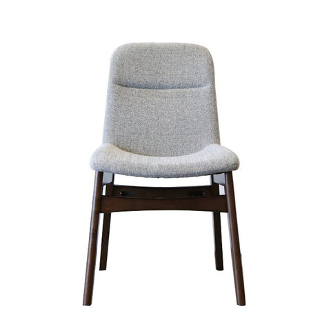 Allison Dining Chair (Light Gray)
