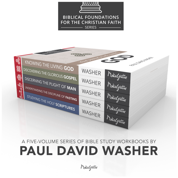 Discerning the Plight of Man by Paul David Washer