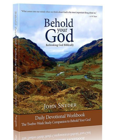 Behold Your God Starter Kit (13-DVD Set + 1 Workbook)