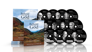 Behold Your God: Rethinking God Biblically Starter Kit (13-DVD Set + 1 Workbook)