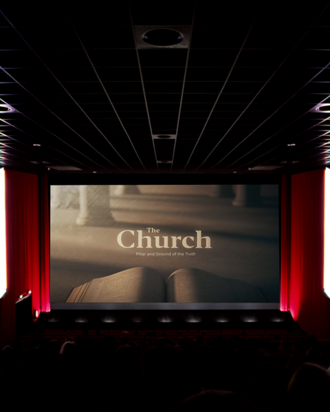 The Church: Pillar and Ground of the Truth | Church Streaming & Event Licensing