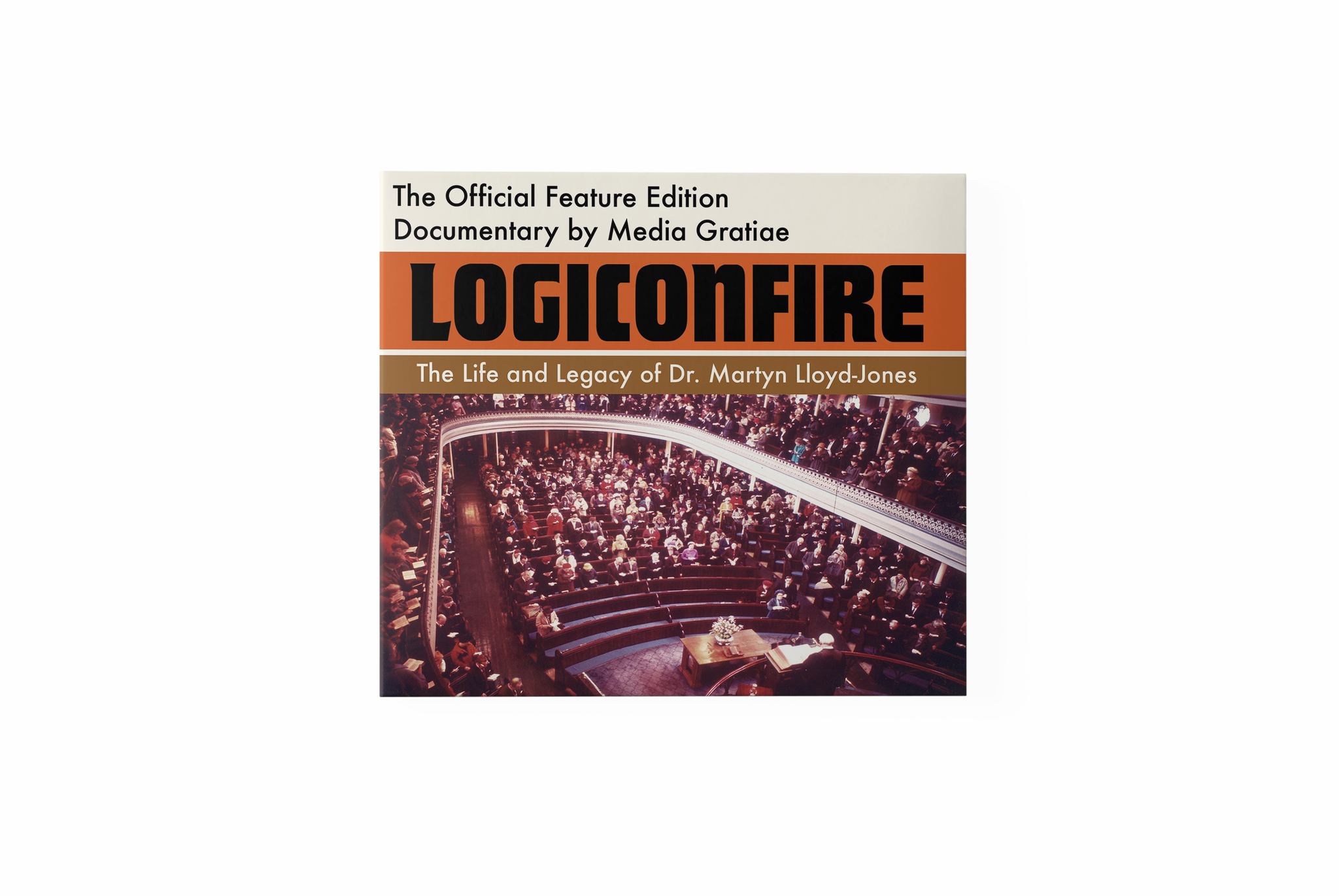 Logic On Fire: The Life and Legacy of Dr. Martyn Lloyd-Jones | Media Gratiae Online Course