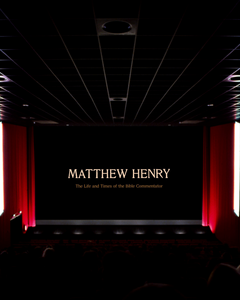 Matthew Henry Screening License (DVD)
