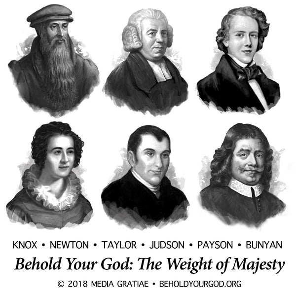Behold Your God: The Weight of Majesty Starter Kit (13-DVD Set + 1 Workbook)