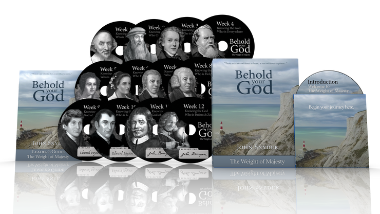 Behold Your God: The Weight of Majesty — 13-DVD Set