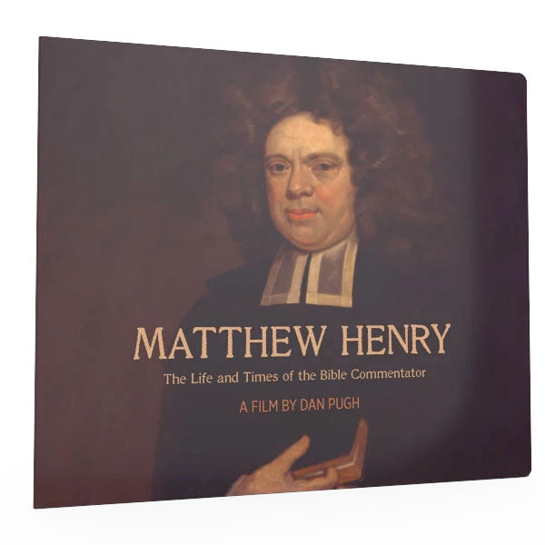 Puritan, Matthew Henry and Through the Eyes of Spurgeon Reformation Month Deal