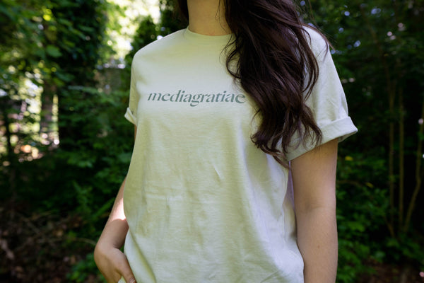Original Media Gratiae Logo T-Shirt